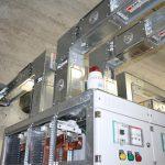 Mise en place des équipements électriques
